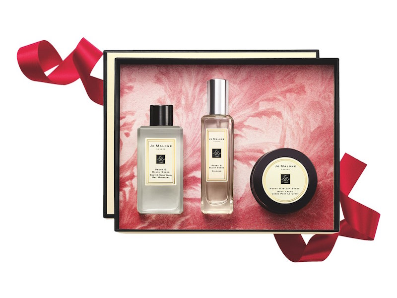 Jo Malone Peony & Blush Suede Collection