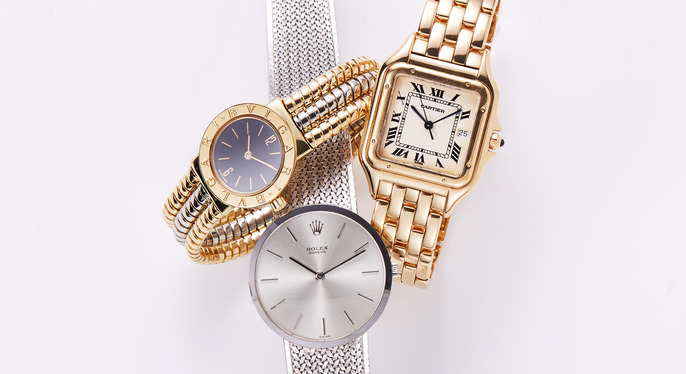 Keep Time: Rare Estate Watches at Gilt