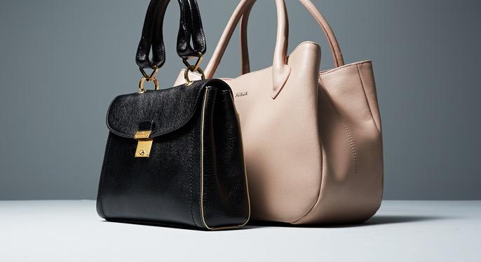 Ladylike Handbags & Shoes at Gilt