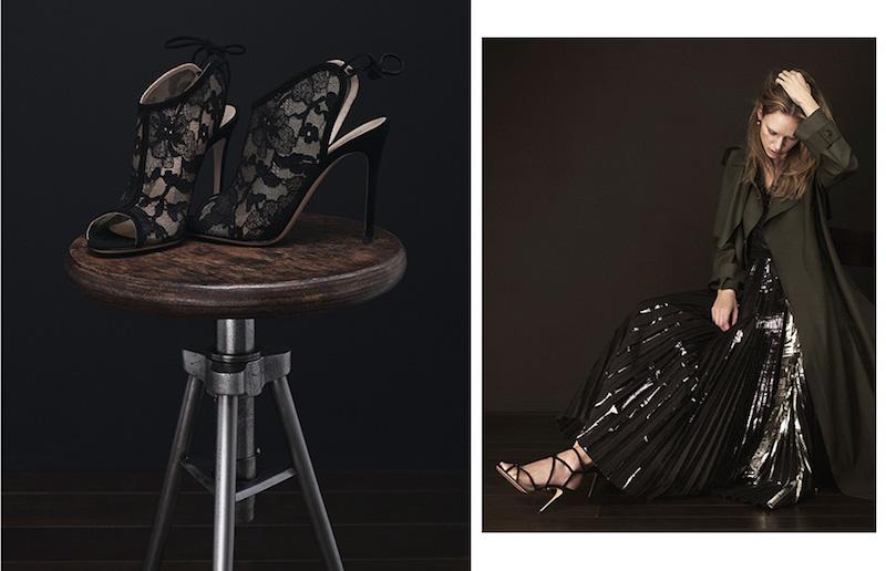 Lanvin Matte Faux-leather Trench Coat