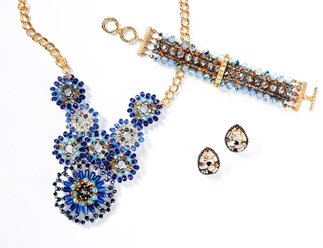 Leslie Danzis Jewelry at MYHABIT