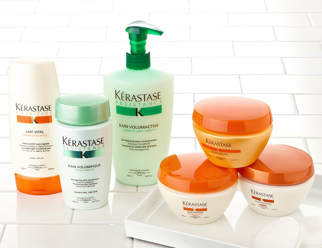 Lovely Locks: Haircare feat. Kérastase at MYHABIT