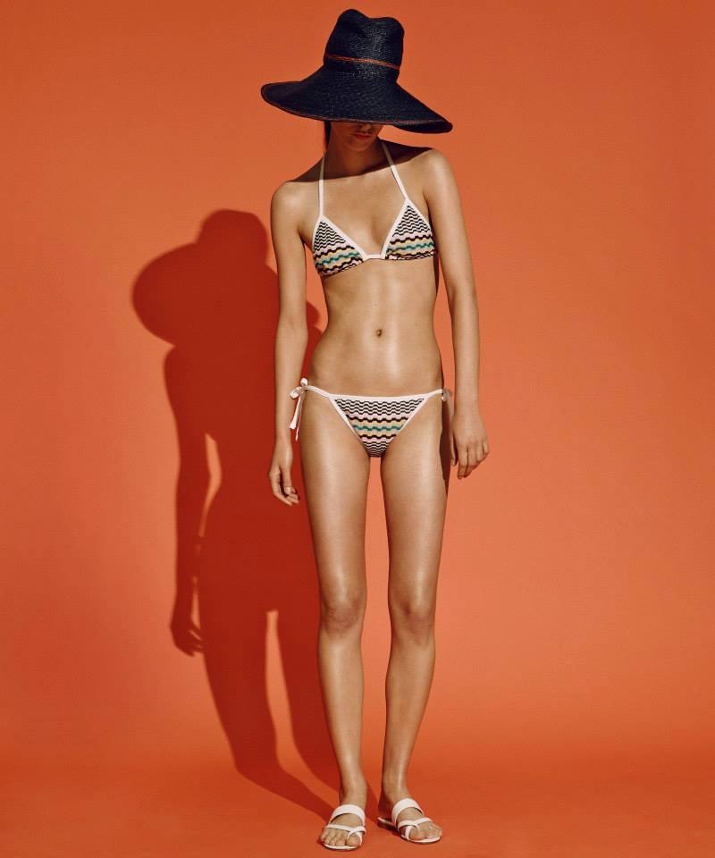 Missoni Reversible Bikini Set