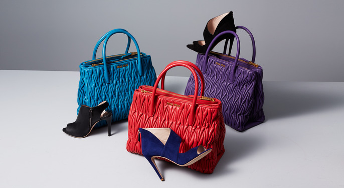 Miu Miu Shoes & Handbags at Gilt