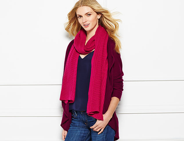 New Arrivals: Cullen Knitwear & Scarves at MYHABIT