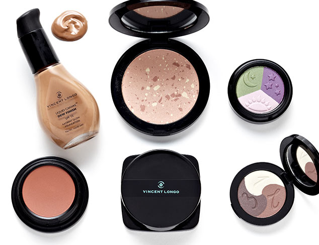 New Markdowns: Vincent Longo Cosmetics at MYHABIT