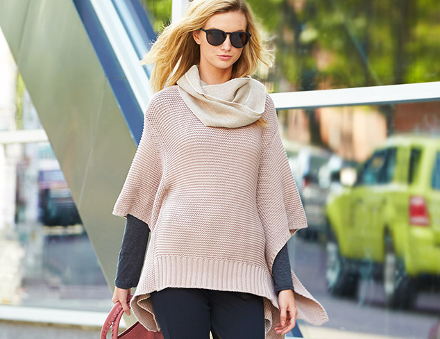 Now Trending: Capes & Ponchos at MYHABIT