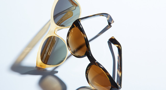 Oliver Peoples at Gilt