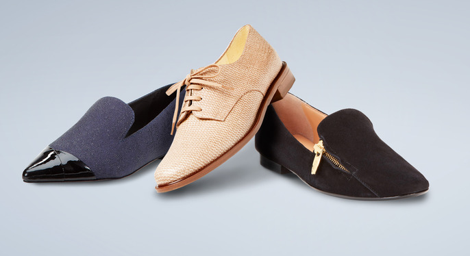 Oxfords & Loafers at Gilt
