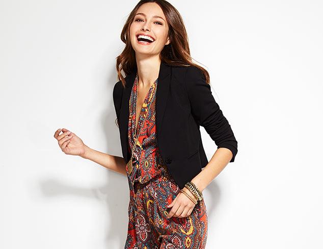 Patterns That Pop: Dresses, Coats & More at MYHABIT