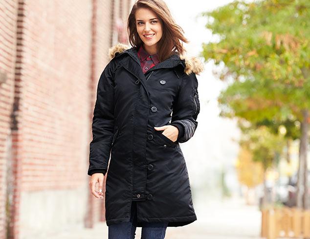 Ready for Adventure: Coats & Jackets at MYHABIT