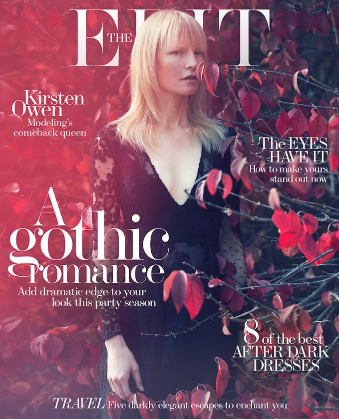 Renaissance Woman: Kirsten Owen for The EDIT