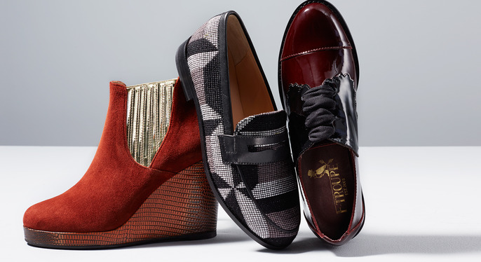Shoes by F-Troupe, MySuelly & More at Gilt