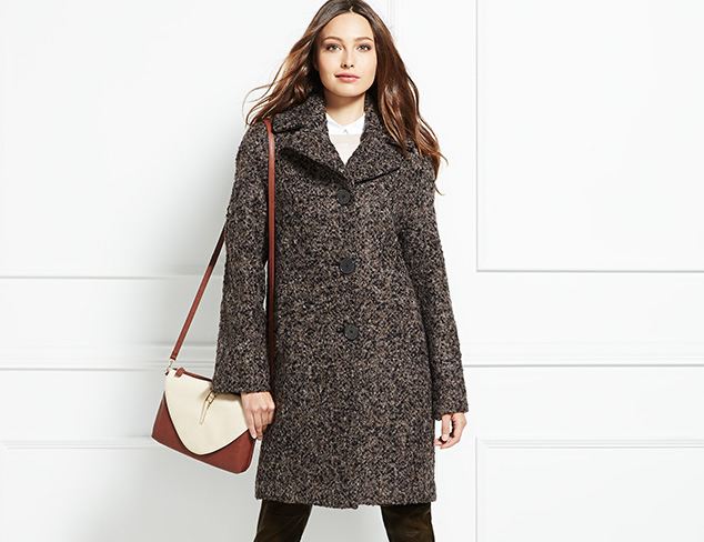 Silhouettes of the Season: Outerwear at MYHABIT