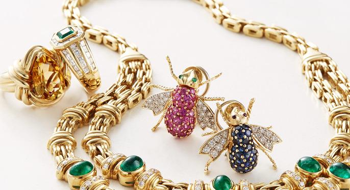 Sintessi Fine Jewelry at Gilt