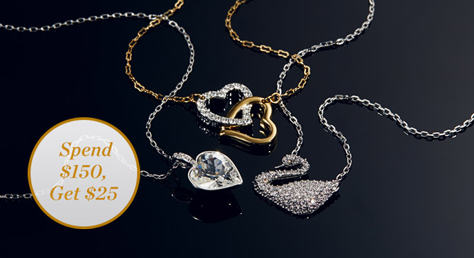 Swarovski Jewelry at Gilt