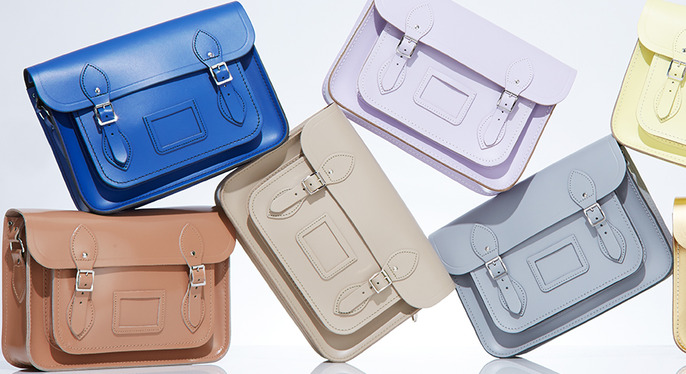 The Cambridge Satchel Company at Gilt