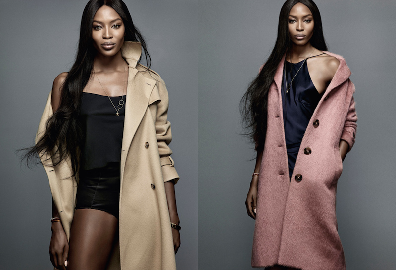 The Face Naomi Campbell for The EDIT_2