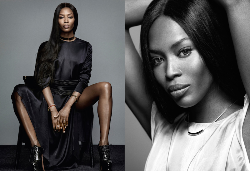 The Face Naomi Campbell for The EDIT_3