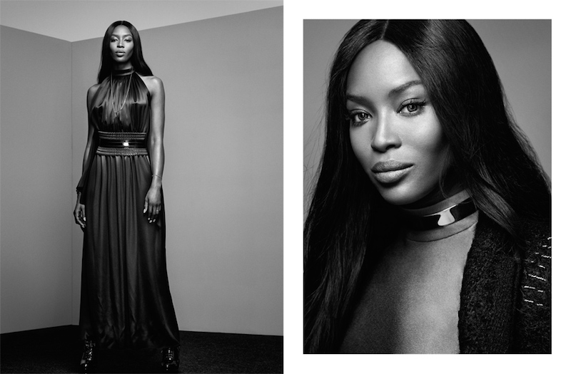 The Face Naomi Campbell for The EDIT_4