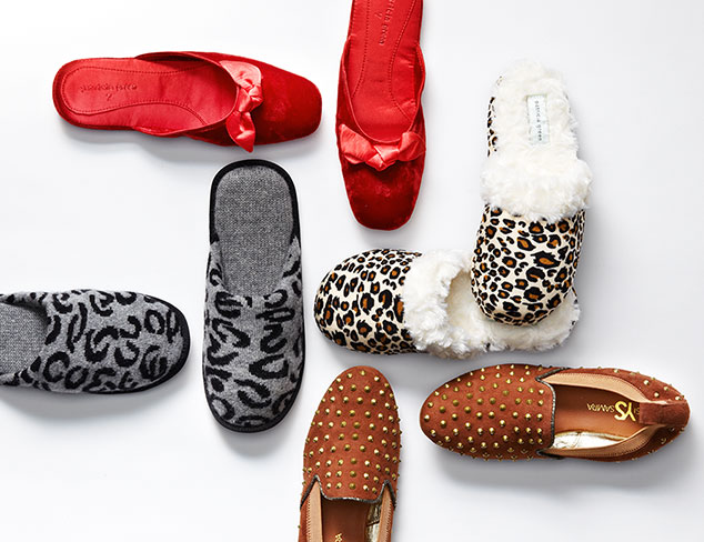 Toasty Toes: Cozy Slippers at MYHABIT
