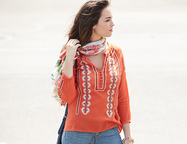 Tolani Dresses, Scarves & More at MYHABIT