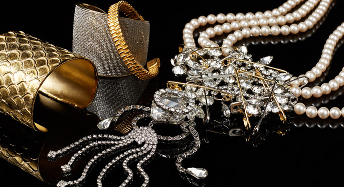 Tom Binns Jewelry at Gilt