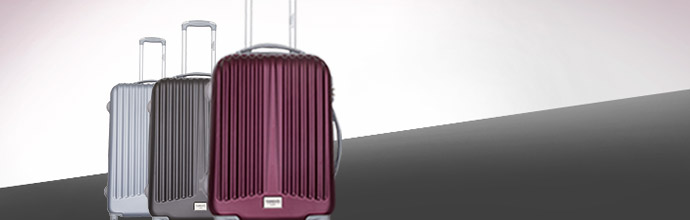 Torrente Luggage at Brandalley