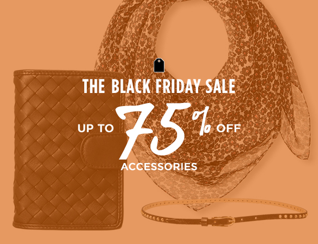 Up to 75% Off: Accessories at MYHABIT