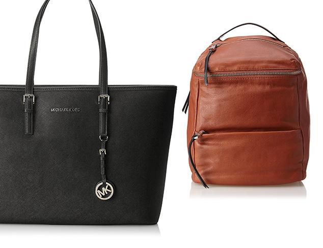 Updated Basics: Handbags & Backpacks at MYHABIT