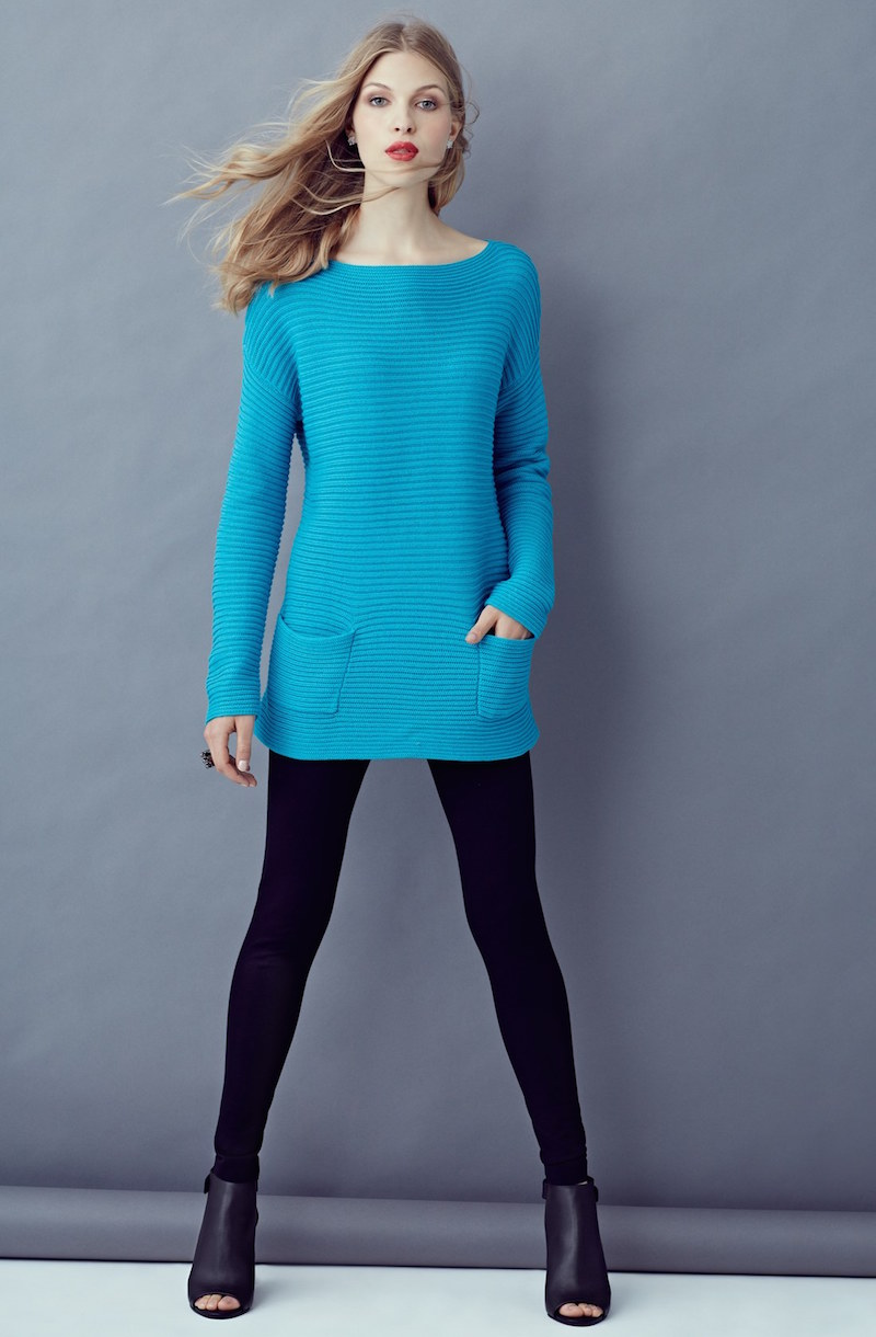 Vince Camuto Boatneck Sweater