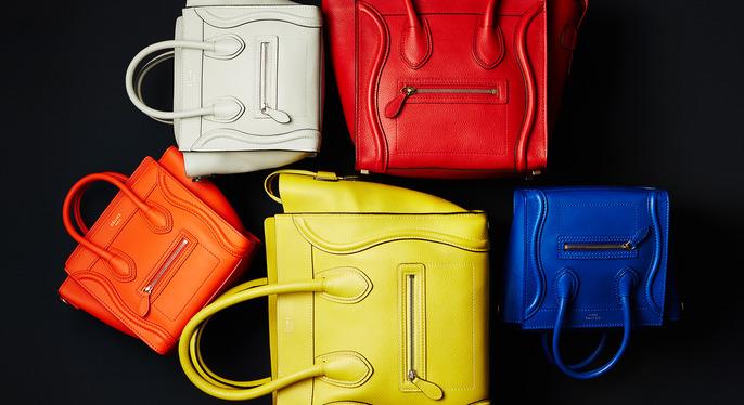 Vintage Céline Handbags at Gilt