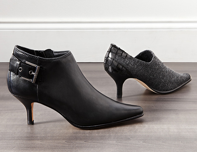 Well Heeled: Booties at MYHABIT