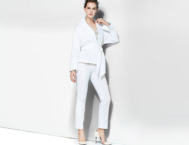 Winter Whites at MYHABIT
