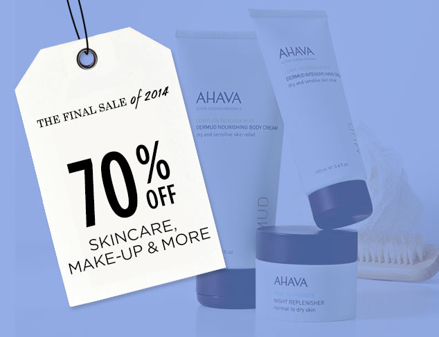 70% Off: Skincare, Make-Up & More at MYHABIT
