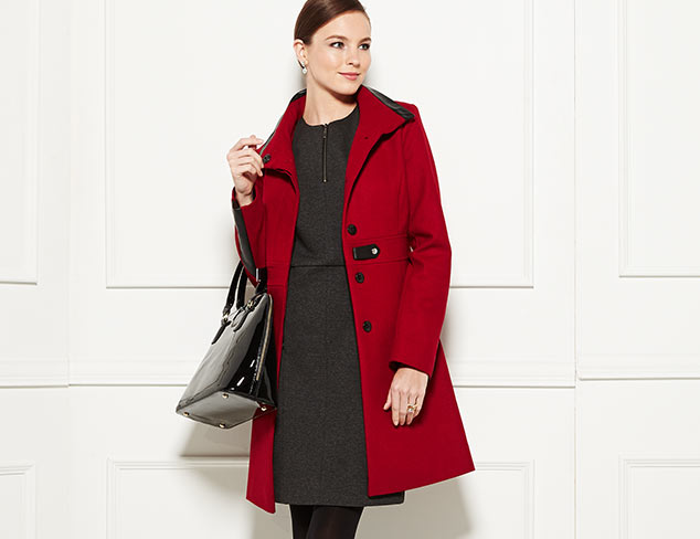 75% Off: Outerwear at MYHABIT