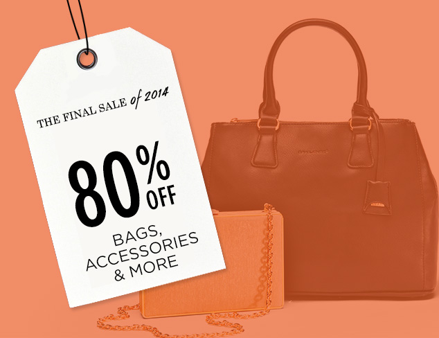 80% Off: Bags, Accessories & More at MYHABIT