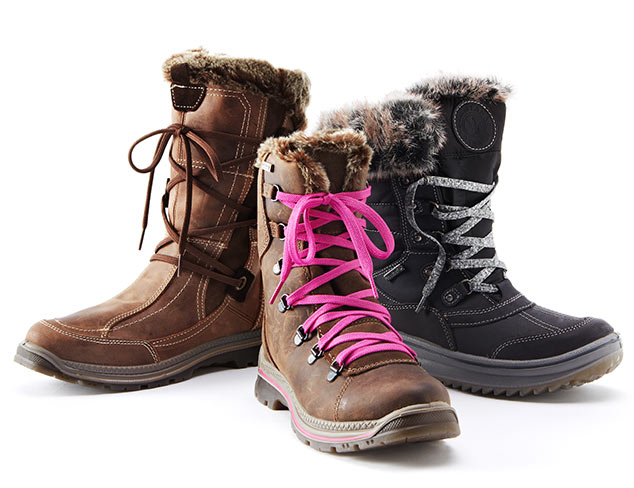 All-Weather Wonders: Boots feat. Santana Canada at MYHABIT