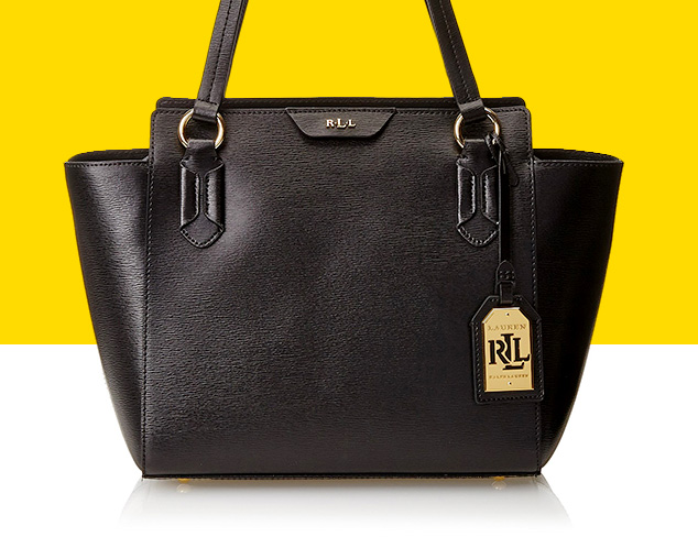 Best Bags: All in Black at MYHABIT