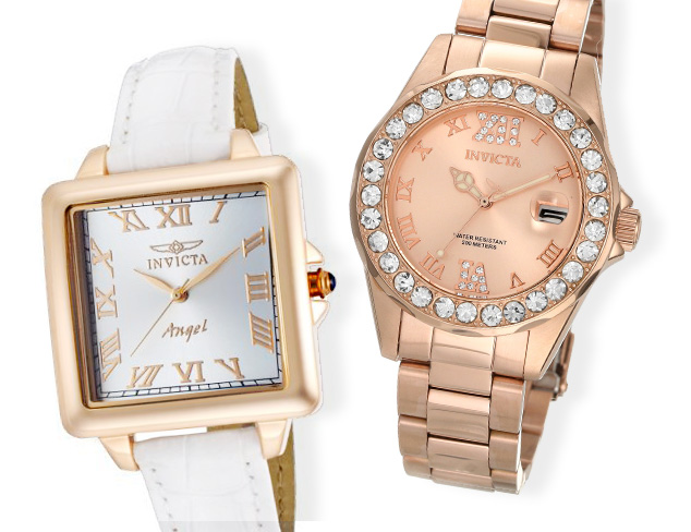 Best Sellers feat. Invicta Watches at MYHABIT