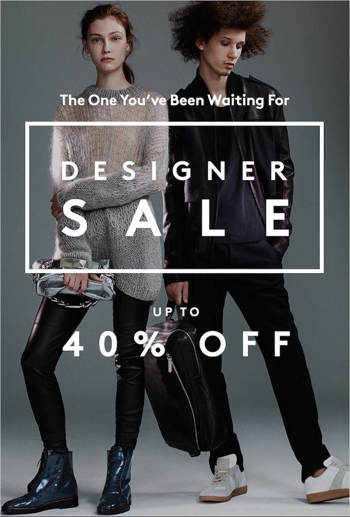 Cyber Monday Designer Sale at Barneys New York