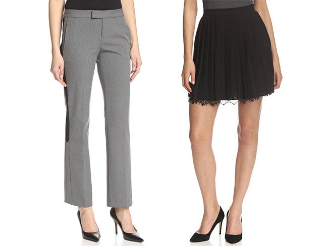 Desk to Dinner: Pants & Skirts at MYHABIT