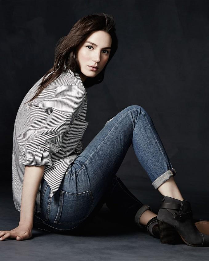 FRAME Le Garcon Denim Jeans