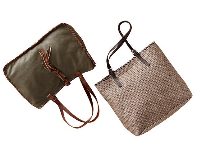 Handbags feat. Carla Mancini at MYHABIT
