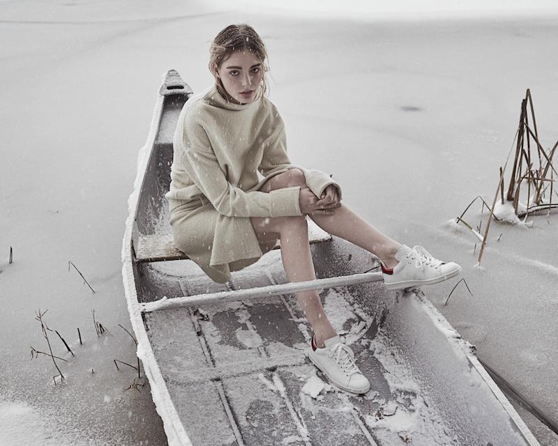 Isabel Marant Ecru Knit Karine Turtleneck