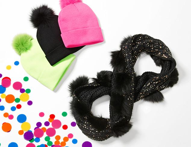 Keep Cozy: Gloves, Hats & More feat. Portolano at MYHABIT