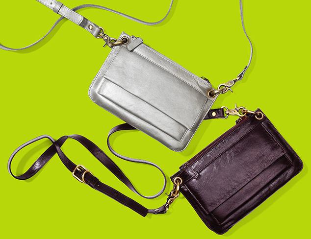 Leather Handbags feat. Latico at MYHABIT