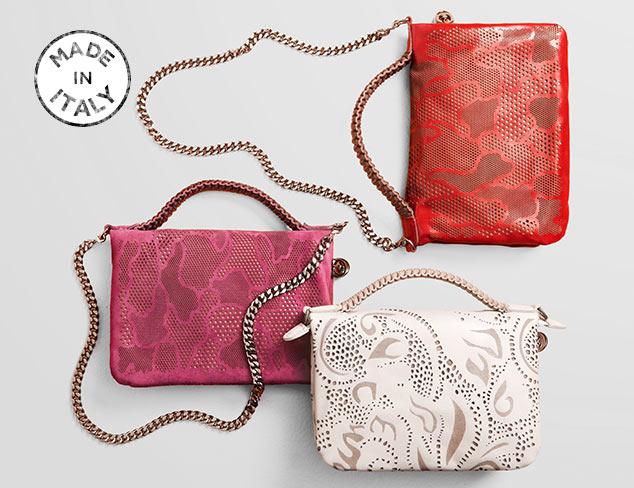 Made in Italy: Handbags feat. Nada Sawaya at MYHABIT