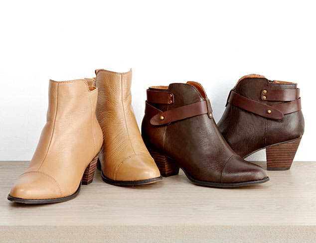 Most Wanted: Ankle Boots at MYHABIT