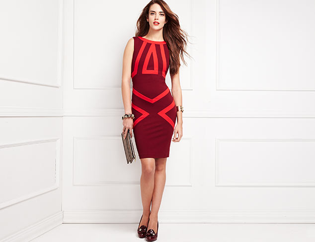 NUE by Shani: Dresses with Shapewear at MYHABIT